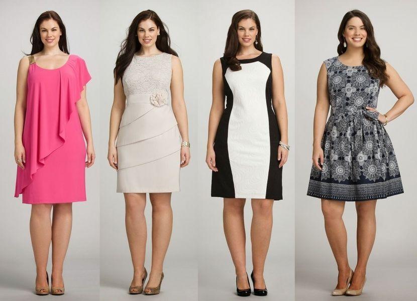 Vestidos ideales para mujeres caderonas