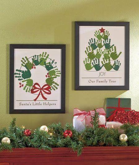 40 Fun and Creative Handprint Crafts Gift, Craft and Holidays