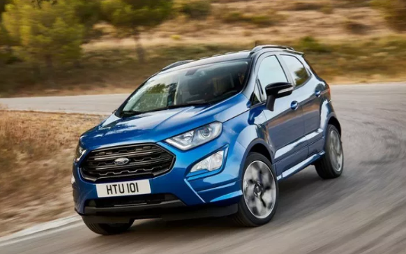 2021 Ford Ecosport Concept The most up to date