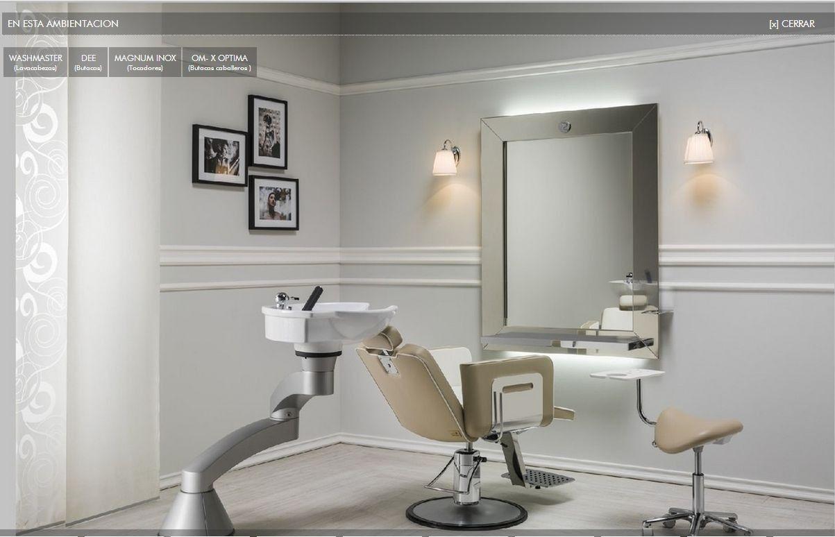 Mobiliario de peluqueria proyectos peluquer as pinterest fotos bonitas estetica y centro - Proyecto de peluqueria ...