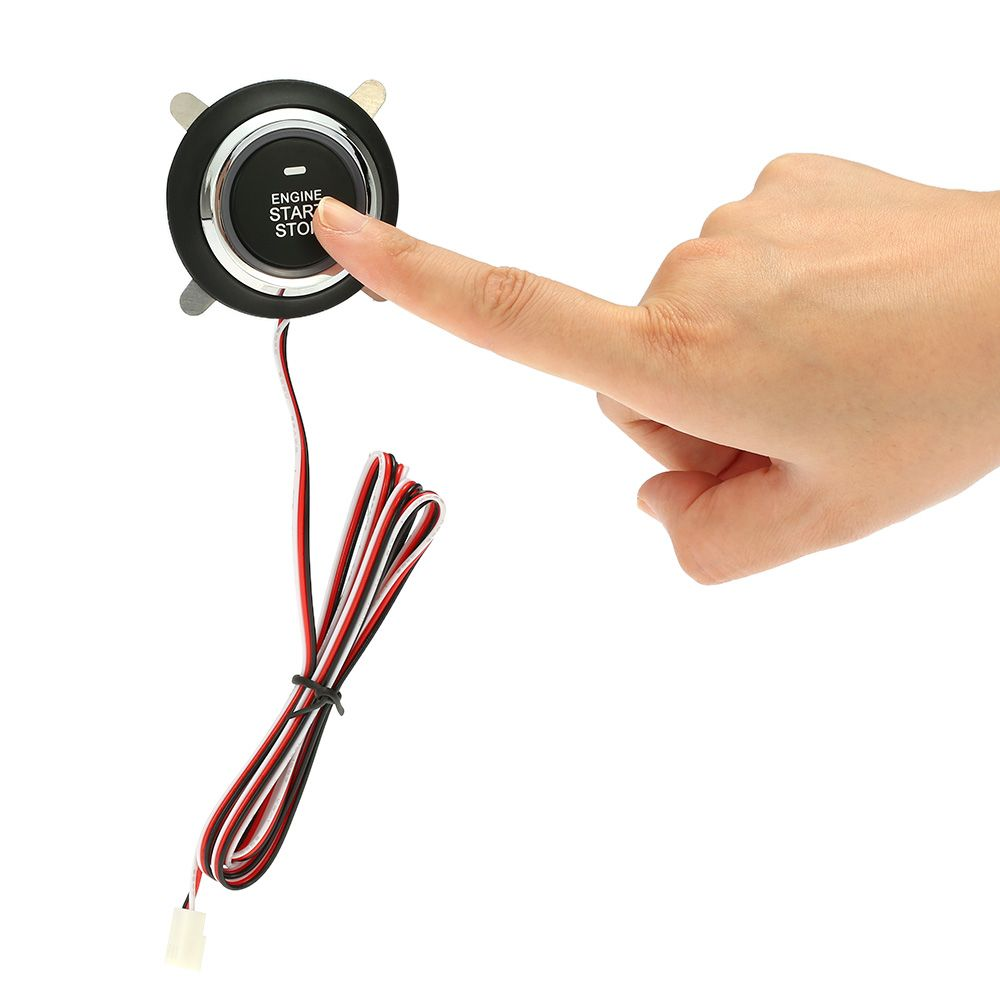Free Shipping] Buy Best Car Engine Push Start Stop Button