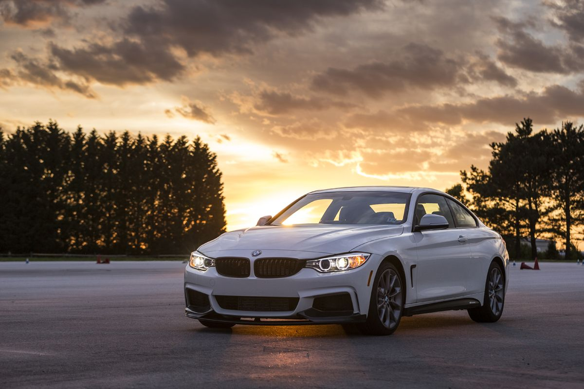 The Bmw 435i Zhp Coupe Is A Performance Special Bmw 435i Bmw Wallpapers