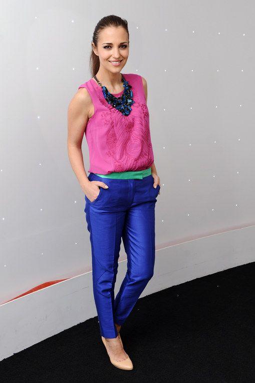 Pin en Azul Rey Outfit