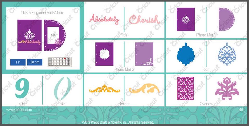 Handbooks and Design Space Image codes Cricut craft room
