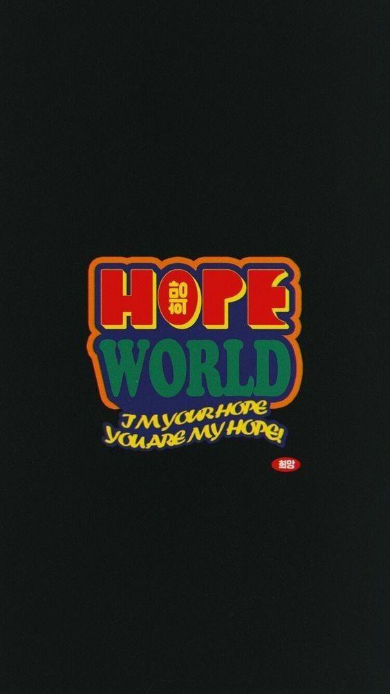 j-hope hope world rustic lockscreen wallpaper