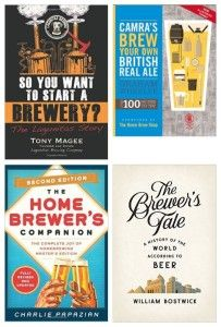 Looking through recent homebrewing and craft beer book releases, these 7 stood out to me as interesting... CAMRA's Brew Your Own British Real Ale: Over 100 Recipes to Try - Released October 1 The C...