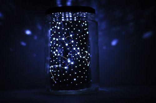 Diy Constellation Jar Make Something Design Mom Constellation Jar Space Crafts For Kids Cool Diy Projects