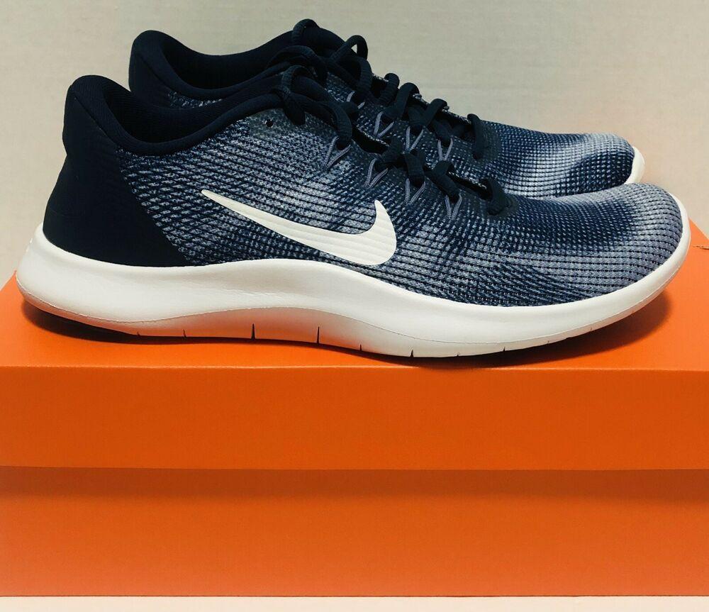 Nike Wmns Flex 2018 RN Blue Size 9