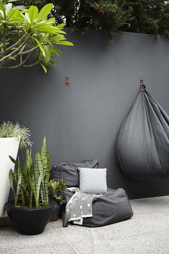 25 Bean Bag Chairs For Indoors And Outdoors is part of Bean bag chair - A bean bag chair is multi functional a lounger, a recliner, a chair, a hammock and way more! A bean bag chair is a brilliant useful and cozy piece of