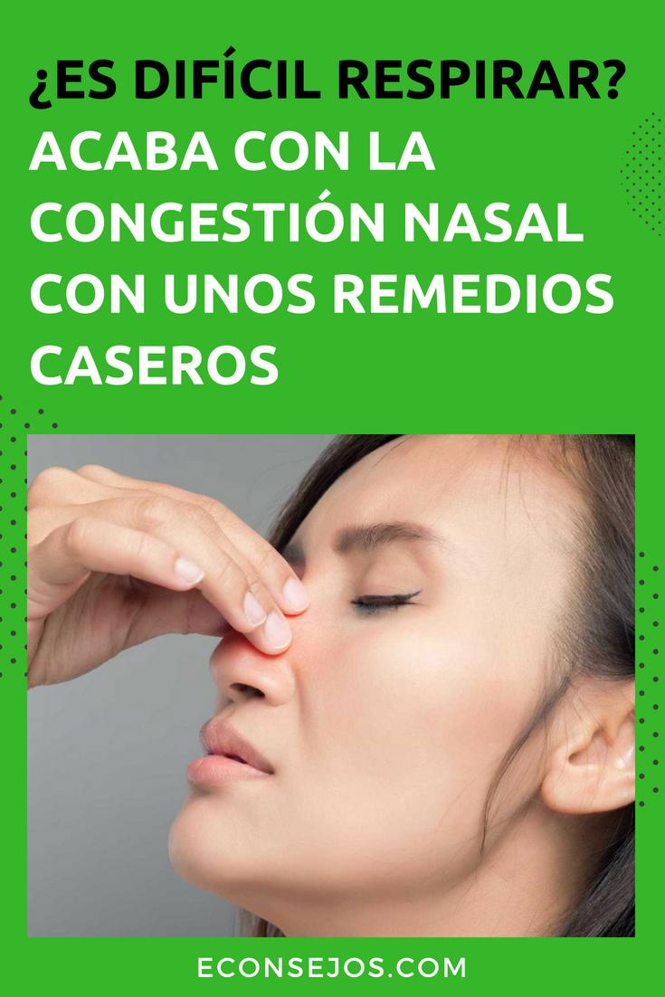 Cómo aliviar la congestión nasal nocturna