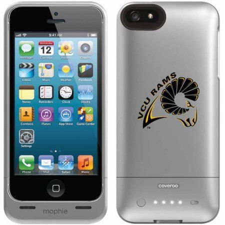 iPhone 5s Mophie Hard Shell Case VCU Rams Logo