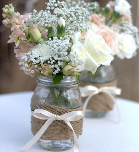 Rustic Wedding Centerpieces Unique to dazzling tips, centerpiece suggestion id 4…