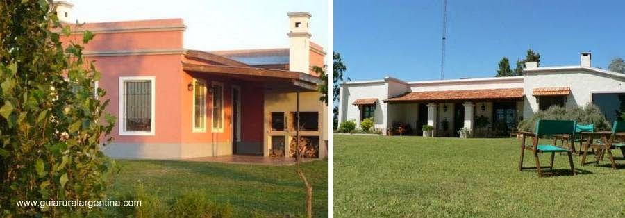 casas de campo en argentina
