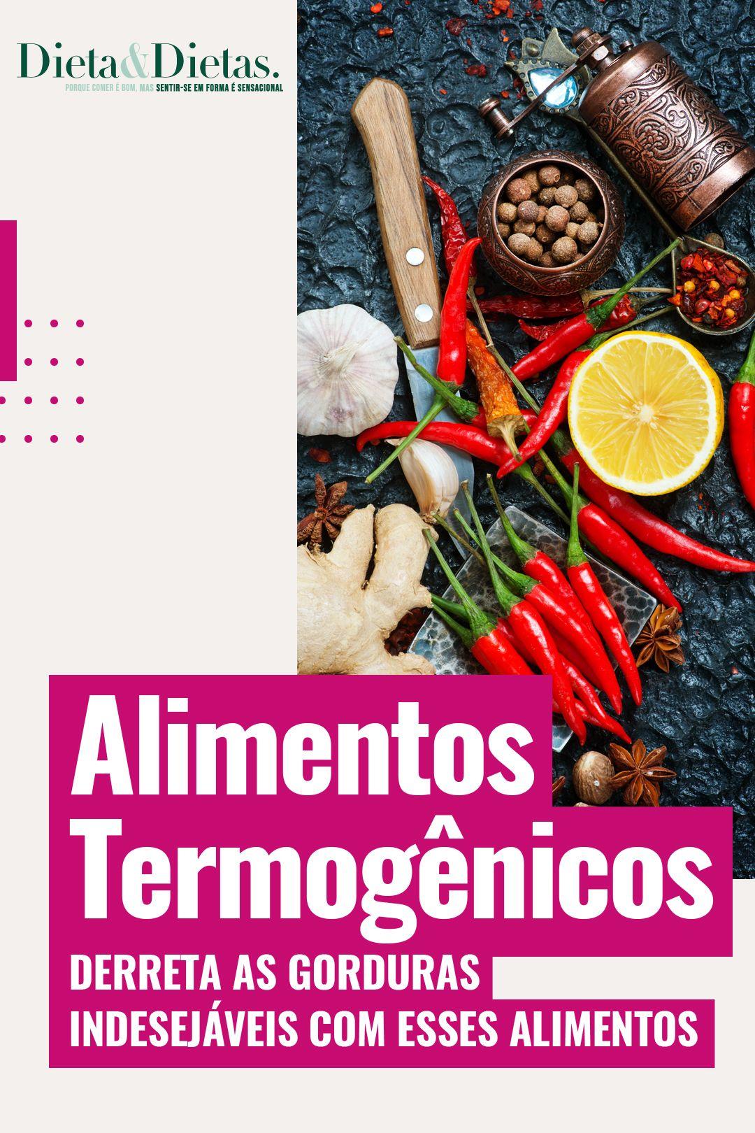14 Alimentos Termogenicos Que Derretem A Gordura Do Corpo Em 2020