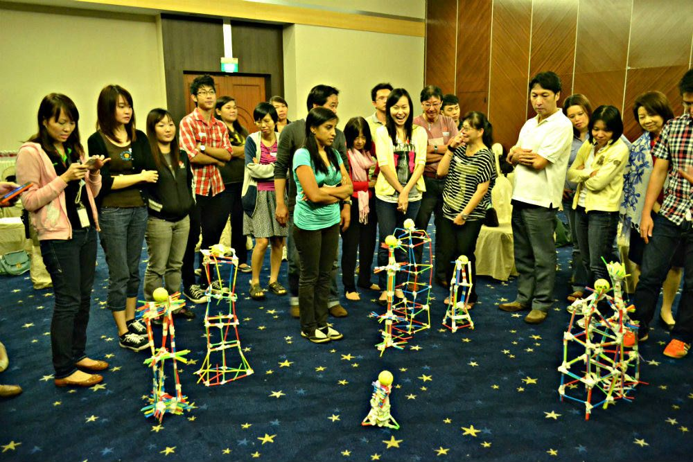 Indoor Team Building Games Culture And Communication Pinterest
