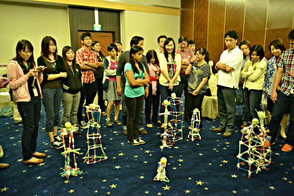 Indoor Team Building Games   Teaching Ideas