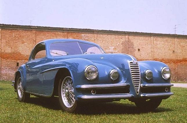 1951 Alfa Romeo 6C 2500 Super Sport