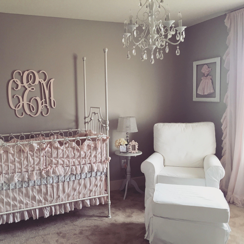 Bratt decor, restoration hardware, petal pink ruffle