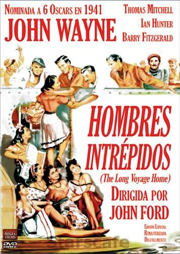 The Long Voyage Home 1940 Dir John Ford Carteles De Cine Carteles De Peliculas Buenas Peliculas