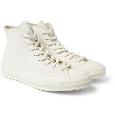 Father's Day: Maison Martin Margiela Chuck Taylor painted sneakers from Mr. Porter
