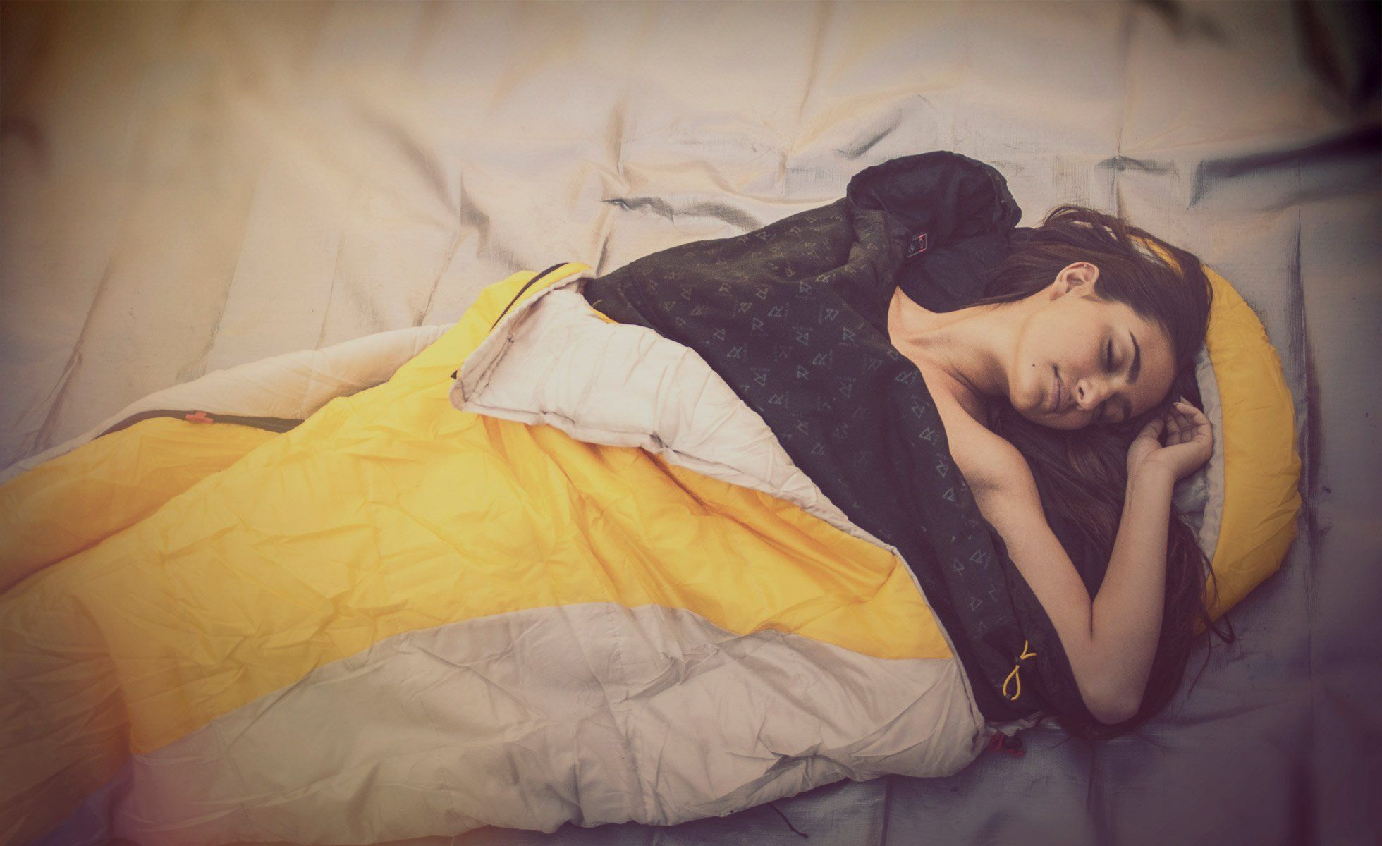 Ravean Heated Sleeping Bag Liner Gear Hungry Sleeping