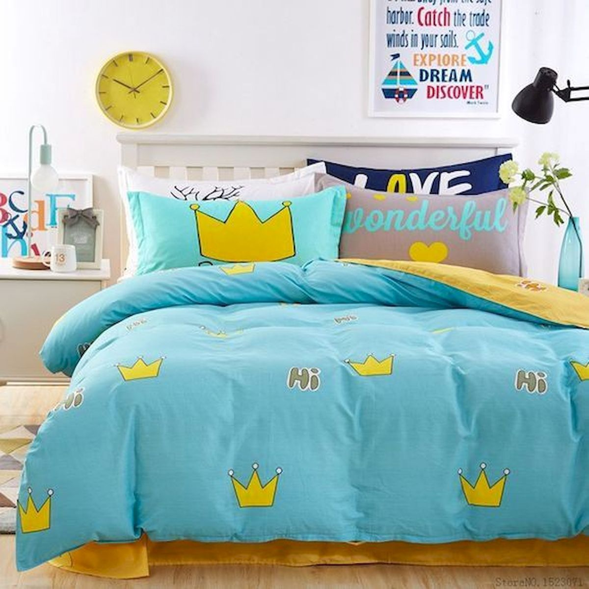Awesome 70 Fantastic Colorful Bedroom Decor Ideas and ...