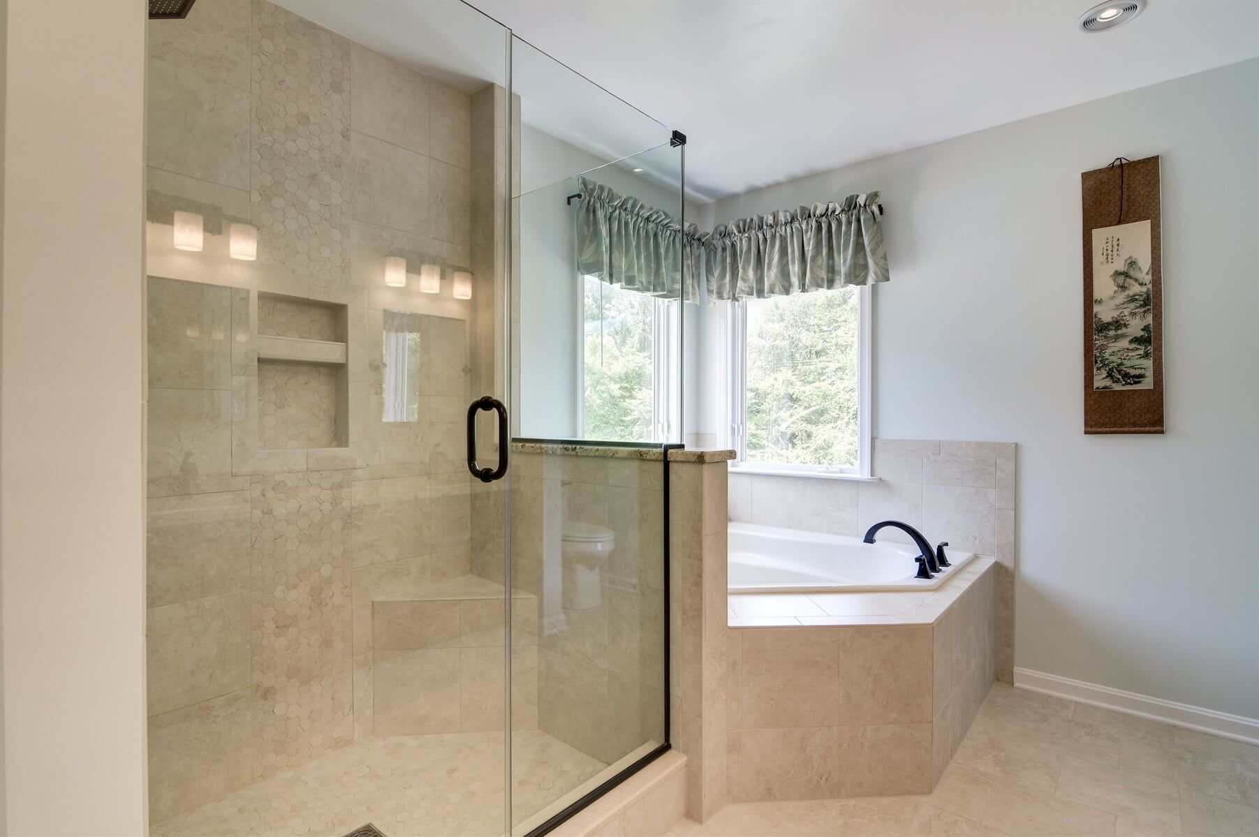 Bathroom Remodeling In North Beach Md By Southern Maryland Kitchen Bath Floors Design Floor Design Bathrooms Remodel Remodel [ jpg ]