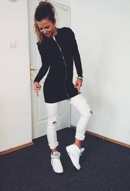 Anna Lewandowska Fashion Sporty Look Clothes
