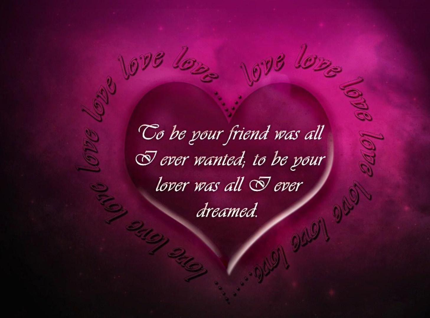 Valentines Day Quotes HD Wallpapers 2016 Free Download