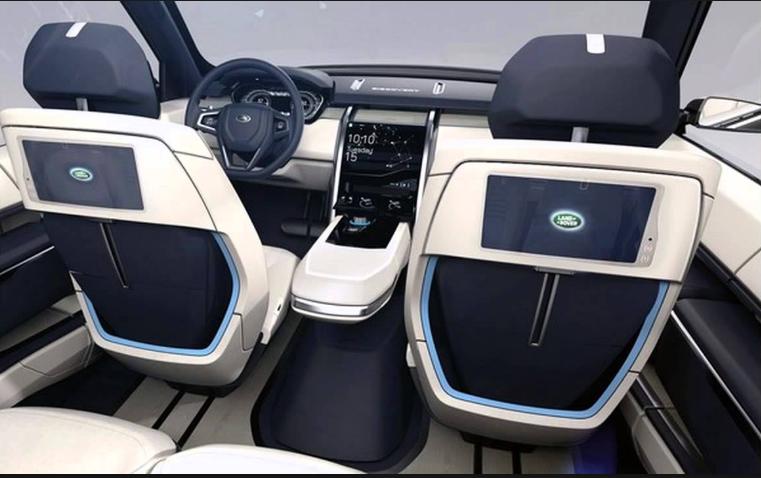 Land Rover Defender 2018 Interior Design Land Rover Dc100 Land