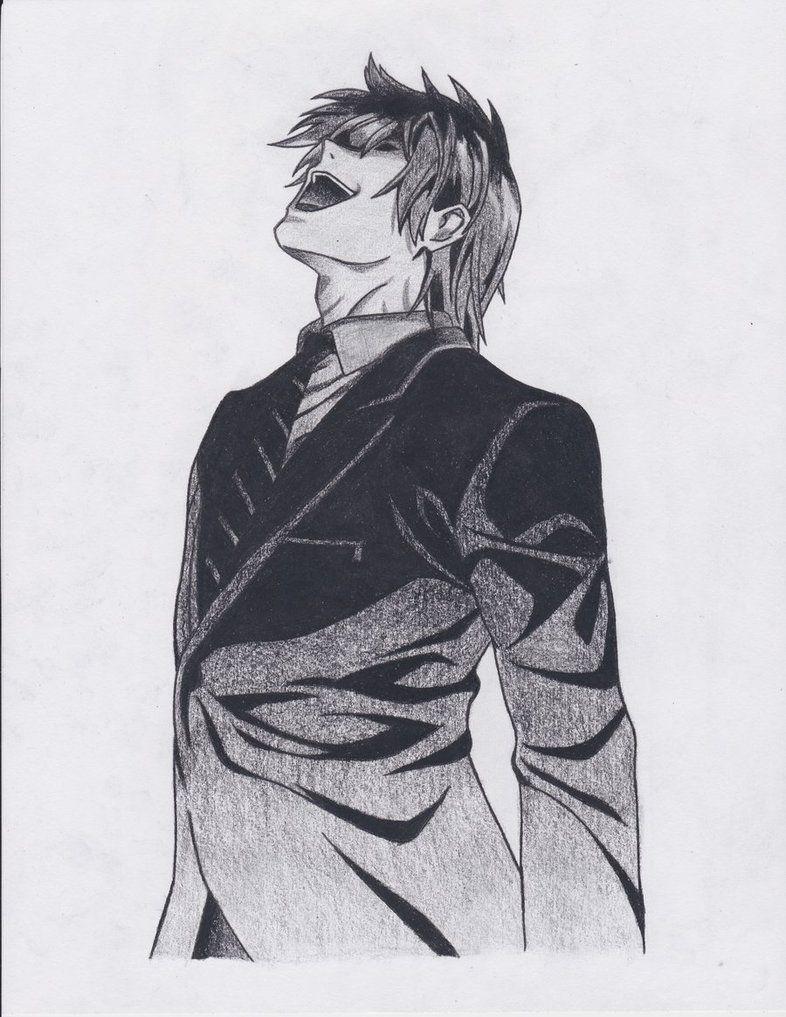 Light Yagami by TLOWE1992 on DeviantArt