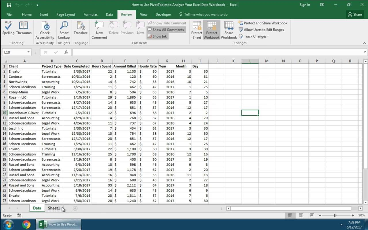 How To Protect Cells Sheets And Workbooks In Excel