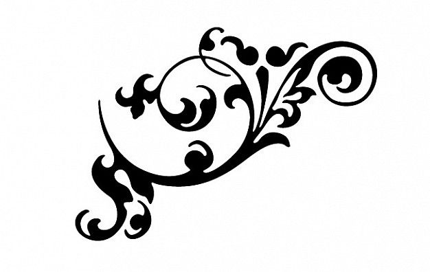 free vector flourish ornaments free for download doodle rh pinterest co uk