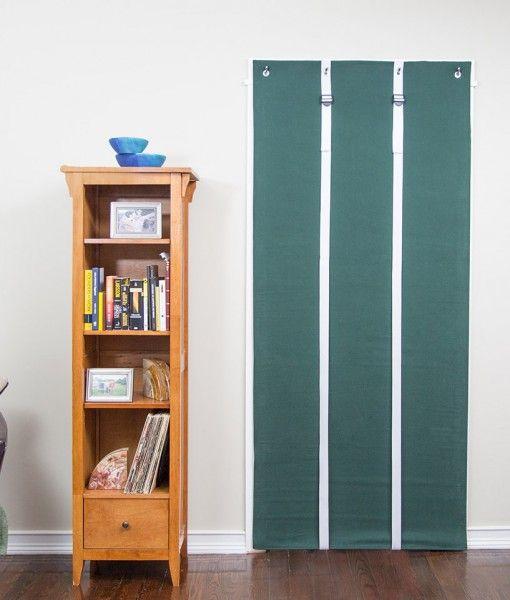 Sound Blocking Acoustidoor Keeps The Home Quiet Between Rooms Residential Acoustics Photos