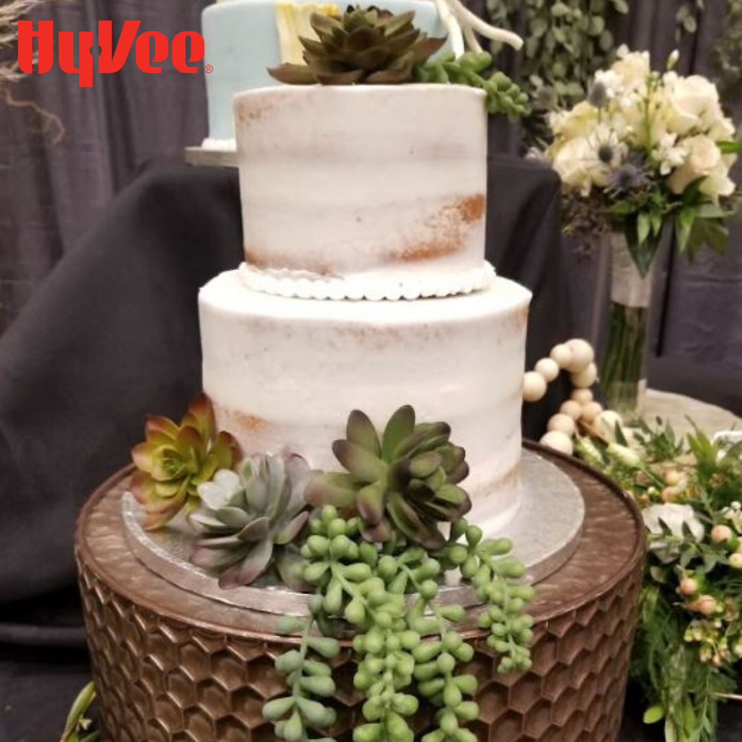 Check Out This Amazing Wedding Cake Created By One Of Our