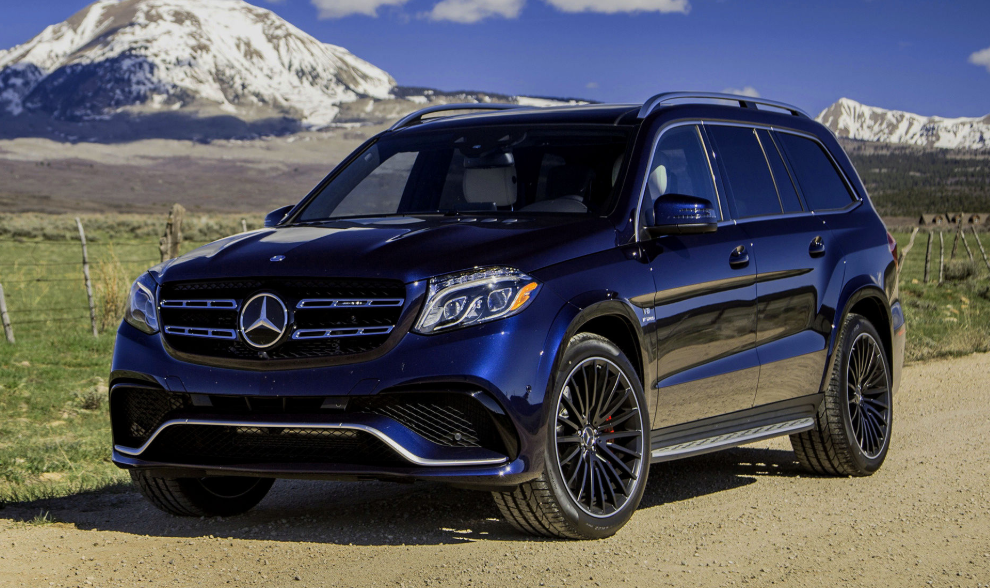2020 Mercedes Gls 63 Amg Release Date Rumor Concept This