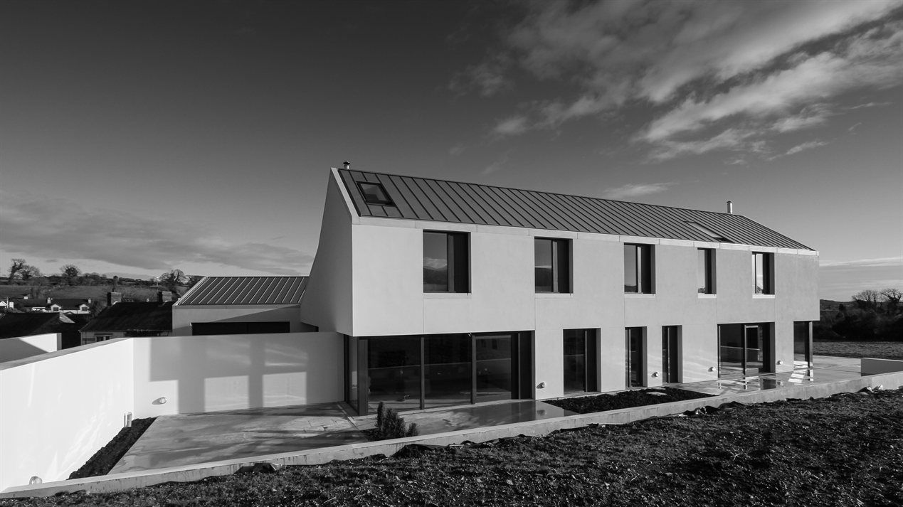 RIBA National Award 2015 House at Maghera by McGonigle