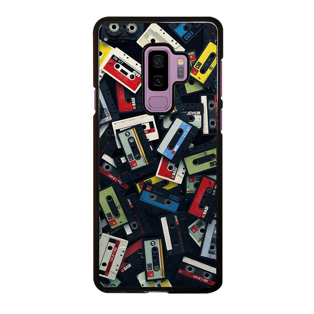 New OLD TAPE CASSETTE_2 For Samsung S6 S7 Edge S8 S9 Plus Note ...