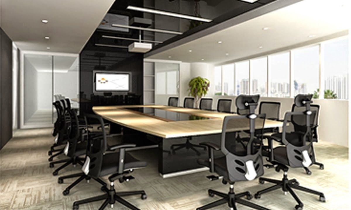 7 Out of This World Boardrooms You Have To See