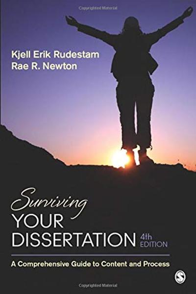 Surviving Your Dissertation A Comprehensive Guide To Content And Proces By Kjell Erik Rudestam Sage Publication Inc Ebook Free Pdf Books Alison Miller