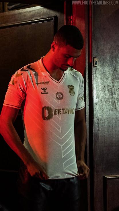 Braga 20 21 Centenary Third Kit Revealed Footy Headlines Mens Tops Football Shirts Soccer Jersey