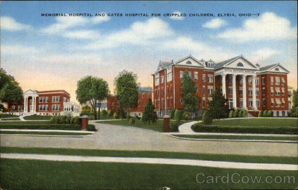 Memorial Hospital and Gates Hospital for Crippled Children
