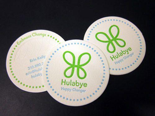 Circular business cards 3 business card pinterest business and circular business cards 3 flashek Choice Image