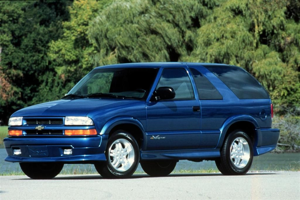 Auction Results And Sales Data For 2001 Chevrolet Blazer Chevrolet Blazer Chevrolet Chevy S10 Xtreme