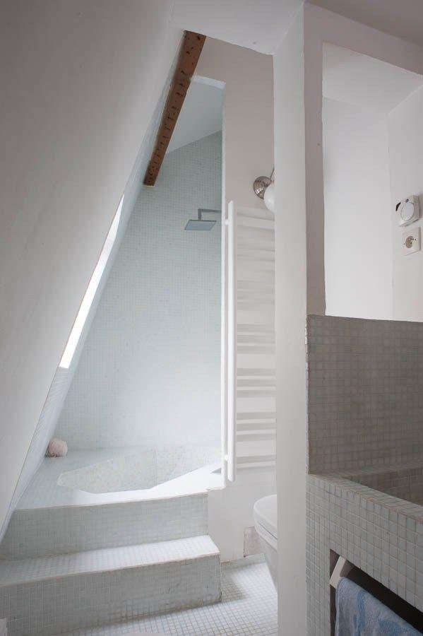 Awesome Salle De Bains Comble Images - Antoniogarcia.info ...