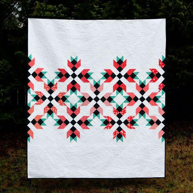 Magnolia Mystery Quilt ++ My Reveal (Meadow Mist Designs ... : magnolia quilt - Adamdwight.com