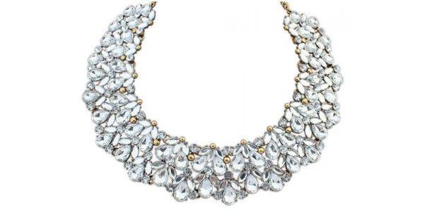 gotas brillosas,collar de gotas,collar de lujo,collar elegante,collar padre,collar de fiesta