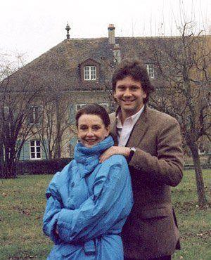 Audrey And Son Sean La Paisible January 1993 I