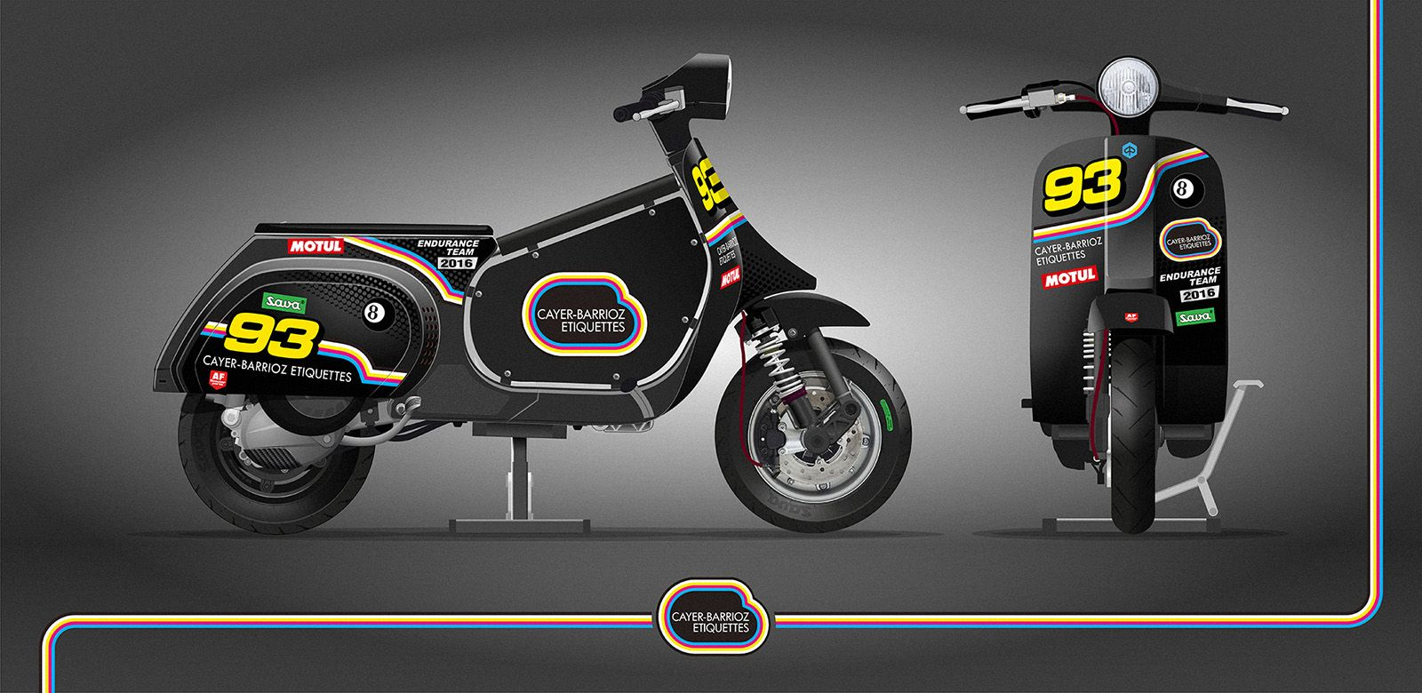 Vespa cayer barrioz 2016 motos vespa smallframe vespa