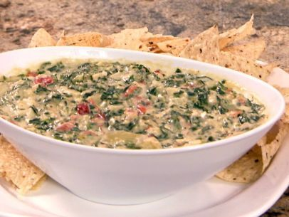Gina's Spinach Dip